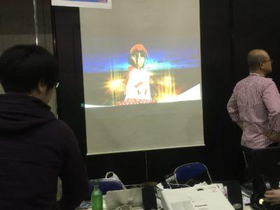 ニコニコ超会議2016に出展 VRミュージックビデオ「Can You Believe RIRIPOM?」の体験会を実施