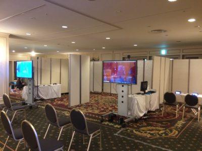 グランドニッコー東京様の年末年始イベントにてVRブースを担当